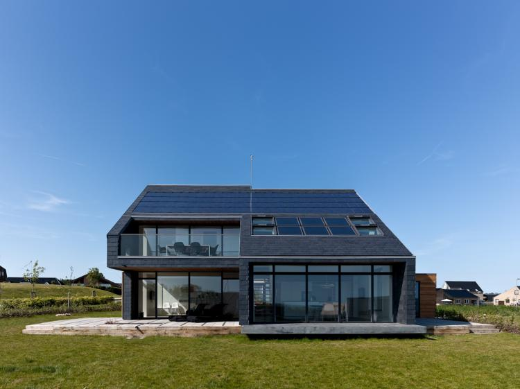 Home For Life Produces More Energy Than It Consumes. With An Energy Surplus  Of 9 KWh/m2/year, It Takes Approximately 40 Years For The House To Generate  The ...