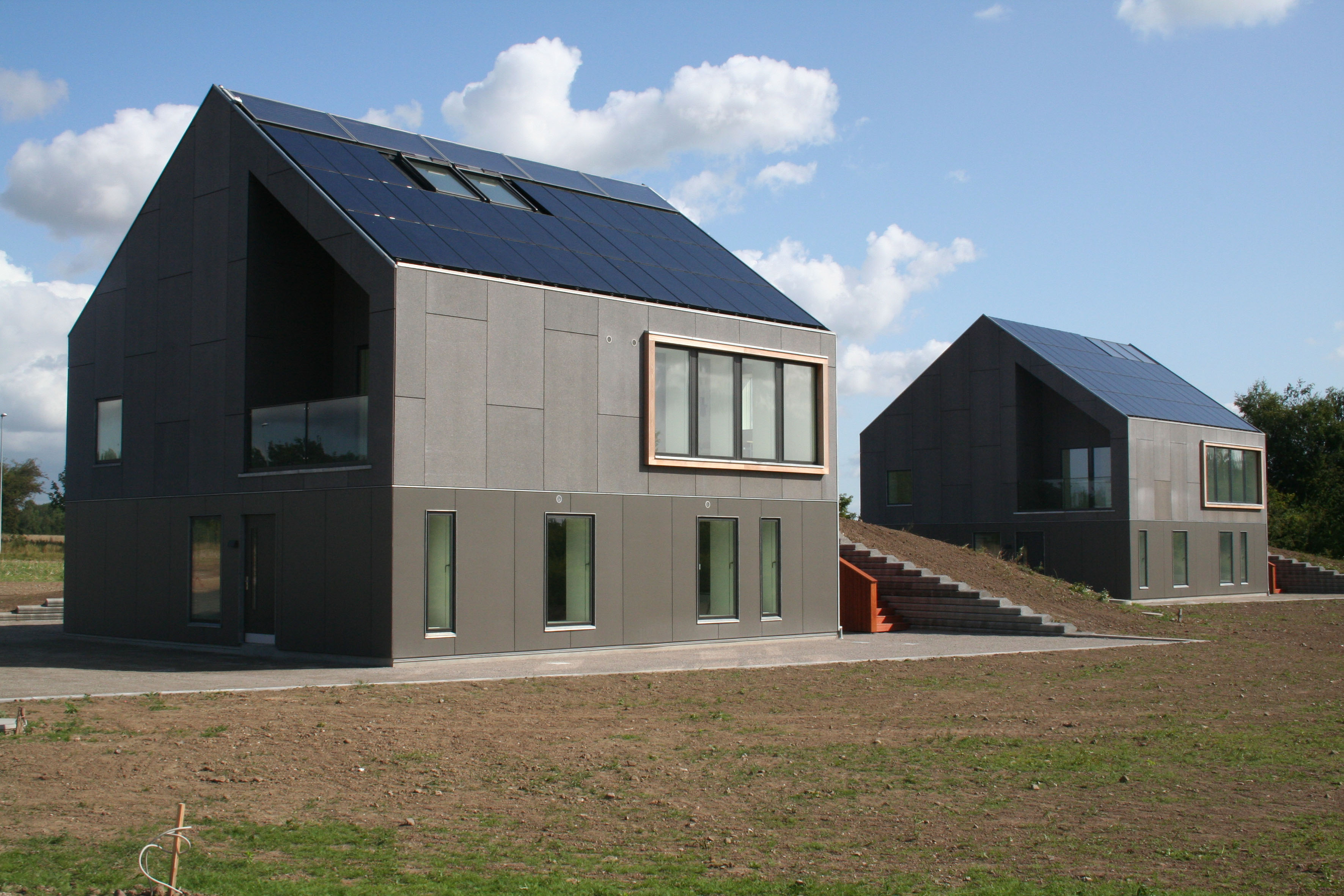 Energyflexhouse active house - The flex house ...