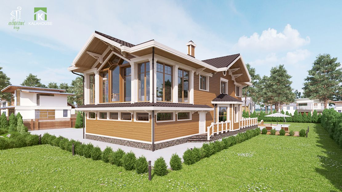 Kalahouse Passive Eco Friendly Zero Energy Smart House