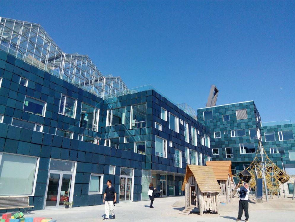 Copenhagen International School – Active House