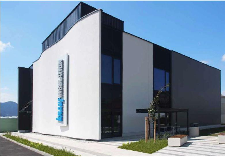 Knauf Insulation Experience Center – Active House