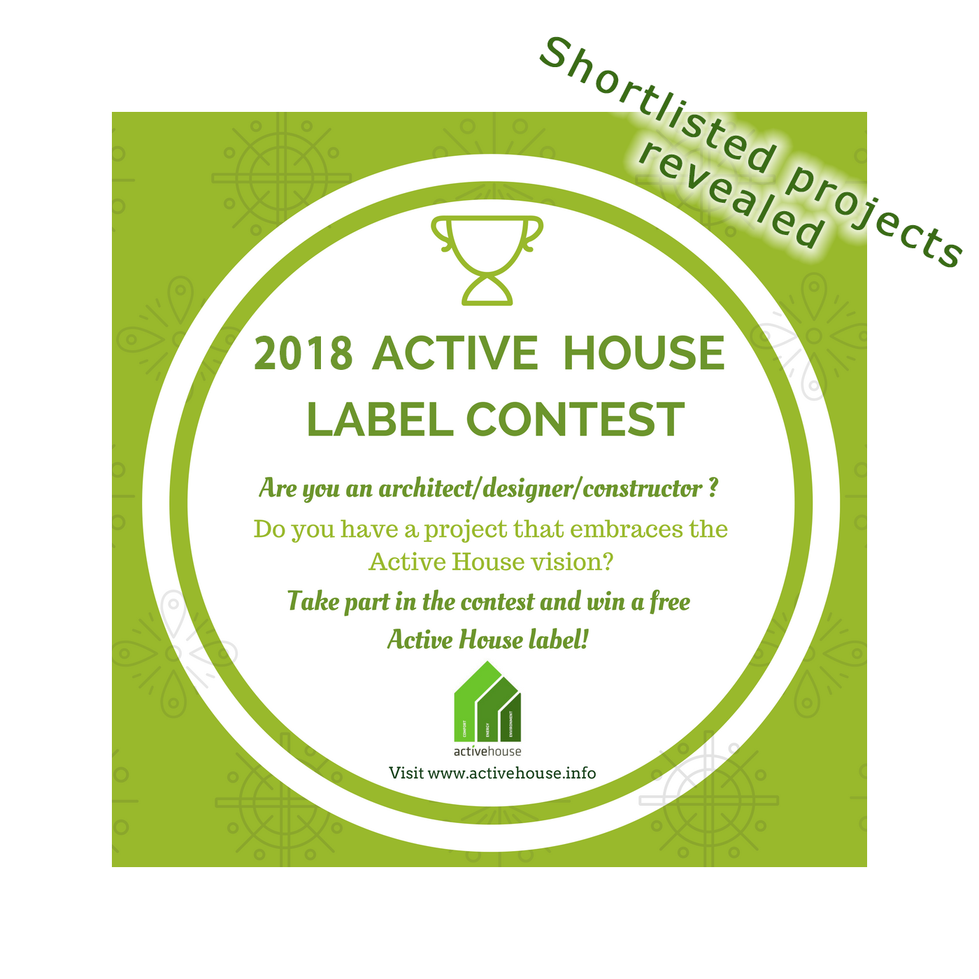 Join the Active House Award