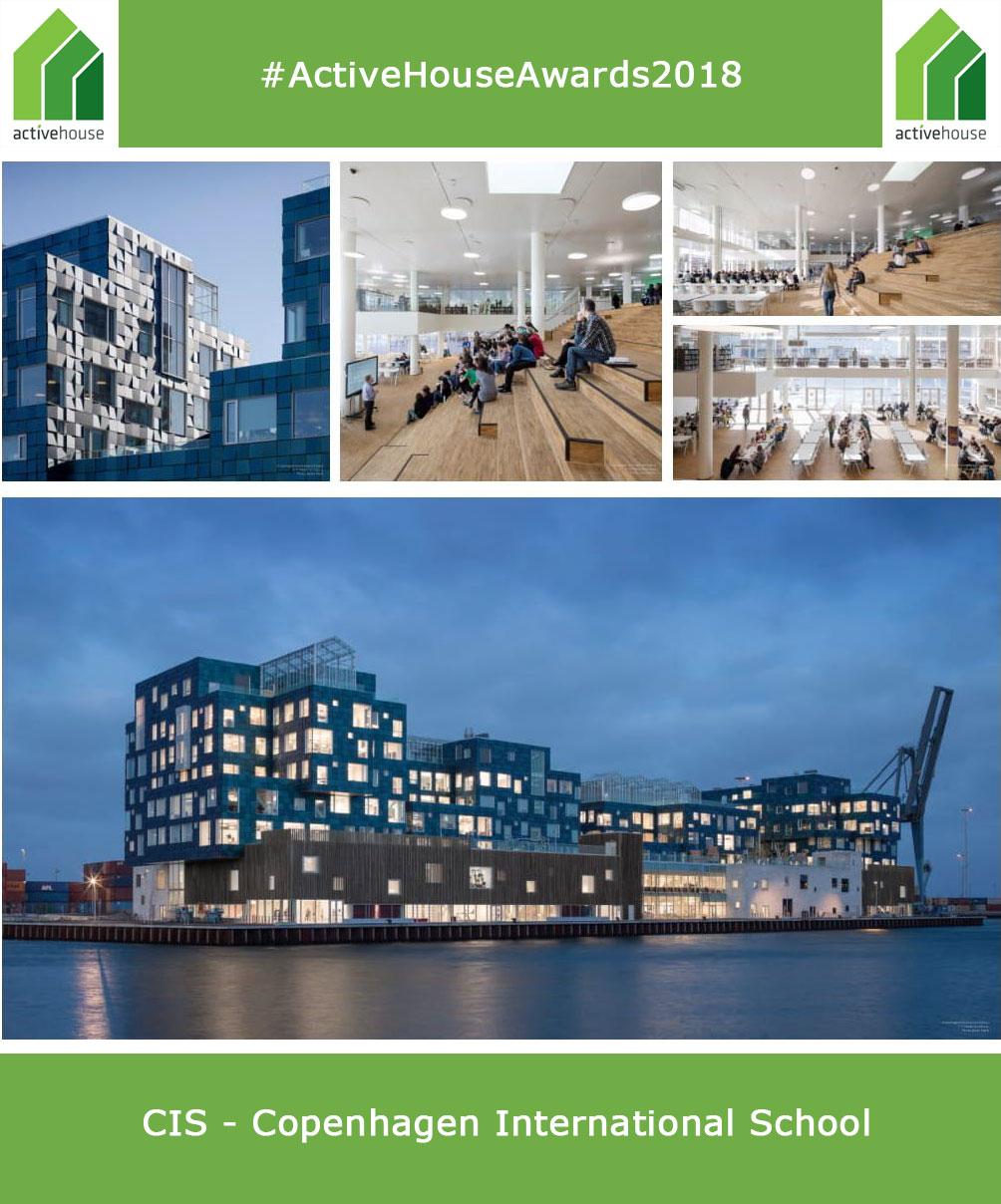 CIS - Copenhagen International School