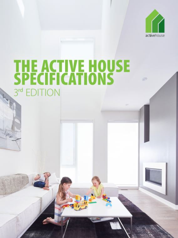 Active House Specifications 3.0